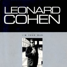 Disco de vinil Leonard Cohen ‎- I'm Your Man