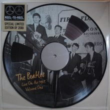 Disco de Vinil The Beatles - Live On Air 1963 Volume One