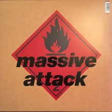 Disco de Vinil Massive Attack - Blue Lines
