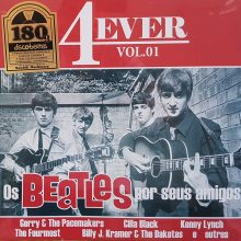 Disco de Vinil 4ever Vol. 1 Os Beatles Por Seus Amigos
