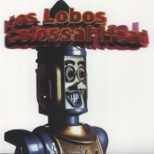 Disco de Vinil Los Lobos - Colossal Head