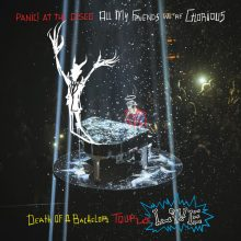 Disco de Vinil Panic! At the Disco - All My Friends We're Glorious: Death Of A Bachelor