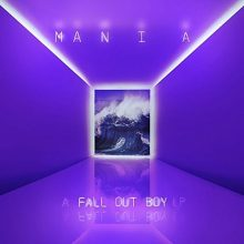 Disco de Vinil Fall Out Boy - M A N I A