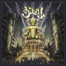 Disco de Vinil Ghost - Ceremony And Devotion