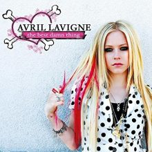 Disco de Vinil Avril Lavigne - Best Damn Thing