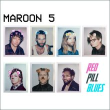 Disco de Vinil Maroon 5 - Red Pill Blues