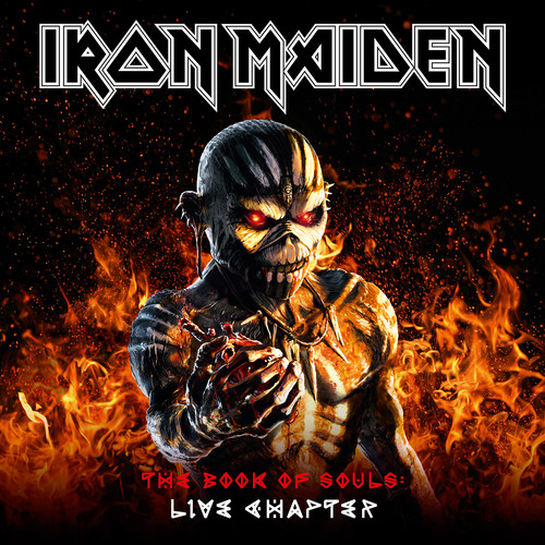 Disco de Vinil Iron Maiden - Book of Souls: The Live Chapter 16/ 17