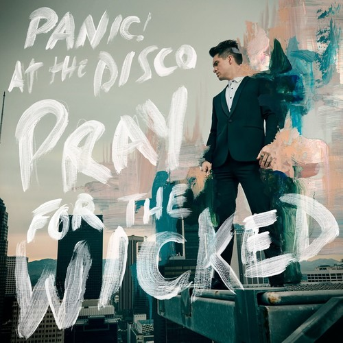 Disco de Vinil Panic! At the Disco - Pray For The Wicked