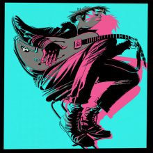 Disco de Vinil Gorillaz - The Now Now
