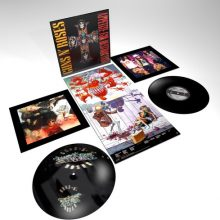 Disco de Vinil Guns N Roses - Appetite For Destruction