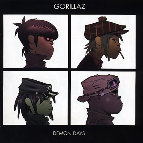Disco de Vinil Gorillaz - Demon Days