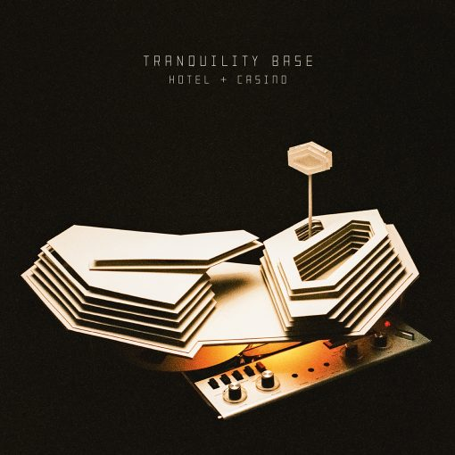 DISCO DE VINIL ARCTIC MONKEYS - TRANQUILITY BASE HOTEL & CASINO