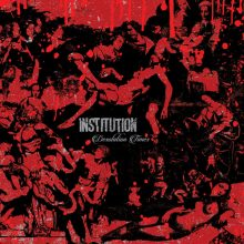 DISCO DE VINIL INSTITUTION - DESOLATION TIMES
