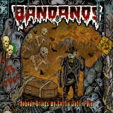 Disco de Vinil Bandanos - Nobody Brings My Coffin Until I Die