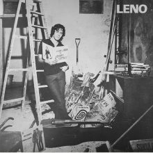 DISCO DE VINIL LENO - VIDA E OBRA DE JOHNNY MCCARTNEY