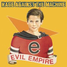 Disco de Vinil Rage Against the Machine - Evil Empire