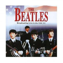Disco de Vinil The Beatles ‎– Broadcasting Live in the USA 64