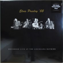 Disco de Vinil Elvis Presley ‎– '55 Recorded At The Louisiana Hayride