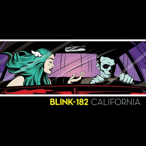Disco de Vinil Blink-182 ‎– California