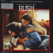 Disco de Vinil Eric Clapton ‎– Music From The Motion Picture Soundtrack - Rush