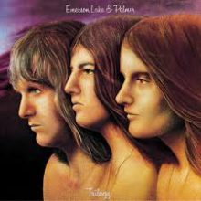 Disco de Vinil Emerson, Lake & Palmer ‎– Trilogy