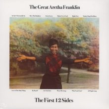 Disco de Vinil Aretha Franklin – The Great Aretha Franklin - The First 12 Sides