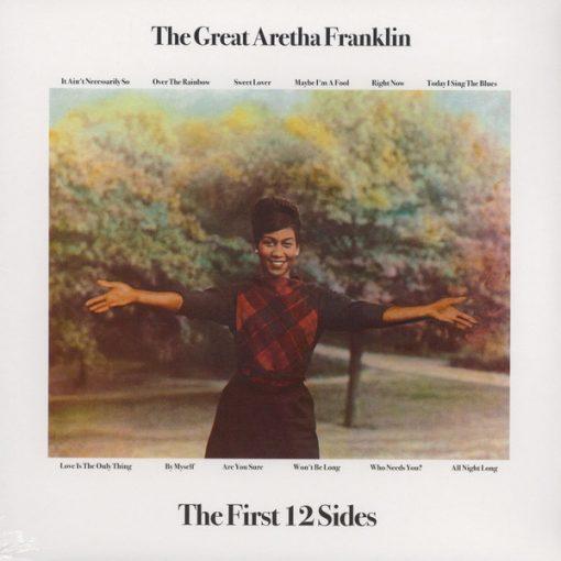 Disco de Vinil Aretha Franklin ‎– The Great Aretha Franklin - The First 12 Sides