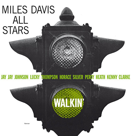 Disco de Vinil Miles Davis All Stars ‎– Walkin'