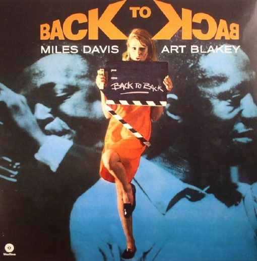 Disco de Vinil Miles Davis / Art Blakey ‎– Back To Back