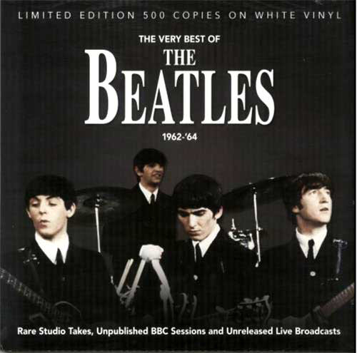 Disco de Vinil The Beatles ‎– The Very Best Of The Beatles 1962-'64