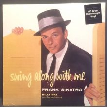 Disco de Vinil Frank Sinatra ‎– Swing Along With Me