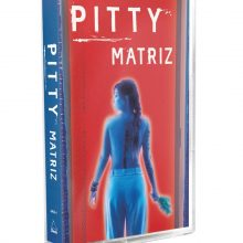 FITA CASSETE K7 PITTY - MATRIZ
