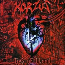 Disco de Vinil Korzus ‎– Ties Of Blood