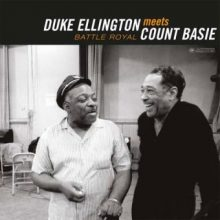 Disco de Vinil Duke Ellington meets Count Basie Battle Royal