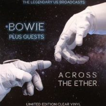 Disco de Vinil David Bowie Plus Guests ‎– Across The Ether (The Legendary US Brodcasts)