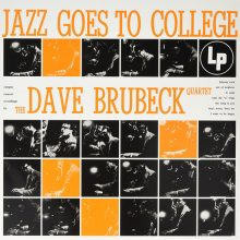 Disco de Vinil The Dave Brubeck Quartet - Jazz Goes To College
