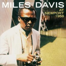 Disco de Vinil Miles Davis - At Newport 1958