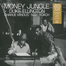 Disco de Vinil Duke Ellington, Charlie Mingus, Max Roach ‎– Money Jungle