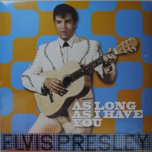 Disco de Vinil Elvis Presley - As Long As I Have You