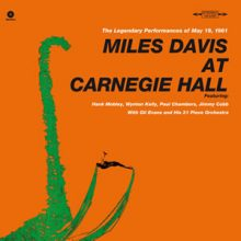 Disco de Vinil Miles Davis At Carnegie Hall