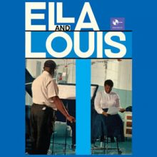 Disco de Vinil Ella Fitzgerald Louis Armstrong ‎– Ella and Louis