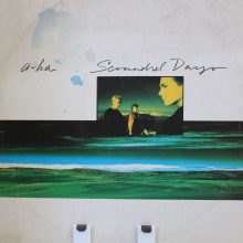 Disco de Vinil a-ha ‎– Scoundrel Days