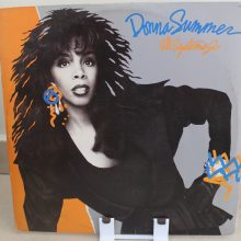 Disco de Vinil Donna Summer - All Systems Go