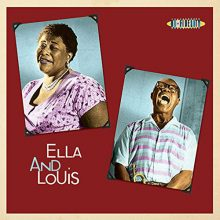 Disco de Vinil Ella Fitzgerald & Louis Armstrong ‎– Ella And Louis