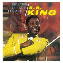 Disco de Vinil B.B. King ‎– Blues In My Heart