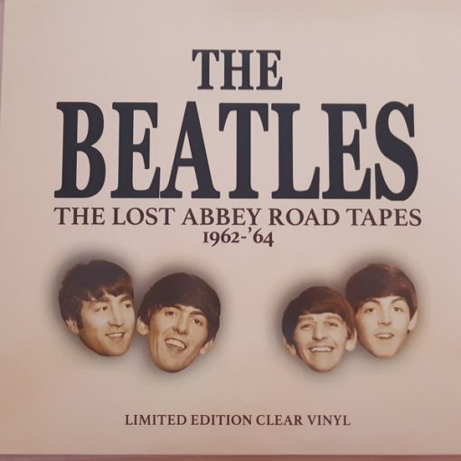 Disco de Vinil The Beatles ‎– The Lost Abbey Road Tapes 1962-64