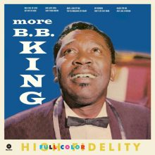 Disco de Vinil B.B. King ‎– More B.B. King