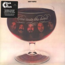 Disco de Vinil Deep Purple ‎– Come Taste The Band
