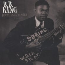 Disco de Vinil B.B. King ‎– Beats Like A Hammer: Early And Rare Tracks