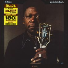 Disco de Vinil B.B. King ‎– Lucille Talks Back